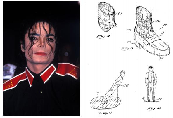 Patente Michael Jackson